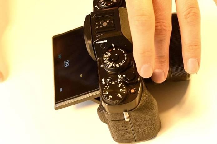 Fujifilm XT1 Bulb Modu