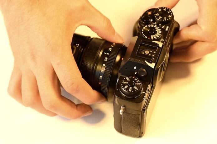 Fujifilm XT1 Diyafram Oncelikli Cekim