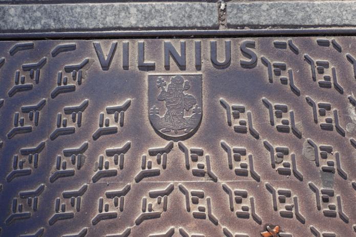 Vilnius Litvanya Fotoğrafları