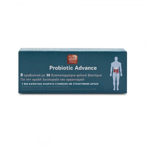 vitorgan nutralead probiotic advance