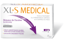 XLS medical Bloqueur de Glucides