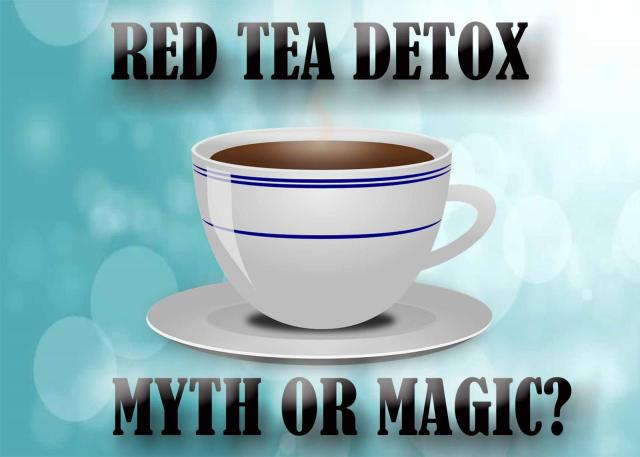 RED TEA REVIEW FOR SLIMMING AND DETOX