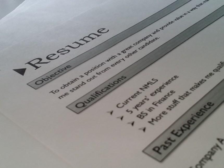 pharmacist cv & resume