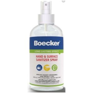 Boecker Sanitizer Spray