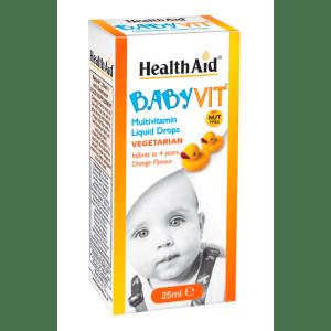 HealthAid BabyVit