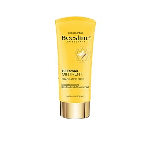 Beesline Beeswax Ointment Fragrance-Free