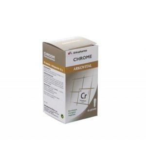 Arkopharma Arkovital Chrome -45 Capsules-