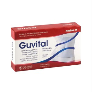 Aconitum Guvital 45 capsules