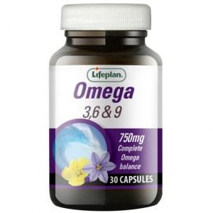 Lifeplan Omega3 and 6 & 9