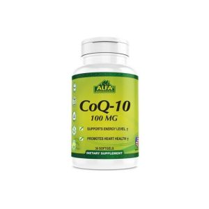 Alfa Vitamins Co Q10