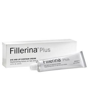 Fillerina Plus Eye-Lip Contour-Cream Grade4