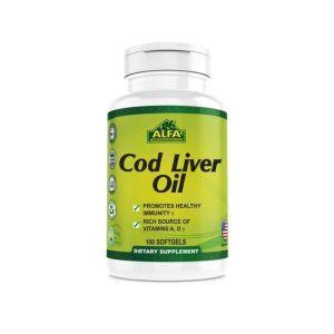 Alfa Vitamins Cod Liver-Oil