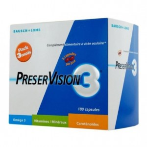 Bausch + Lomb PreserVision3