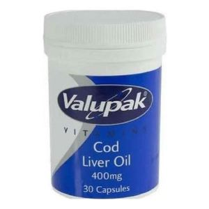 Cod Liver Oil Valupak