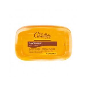 Velvety Oil Soap
