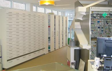 Pharmacy Storage Systems