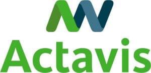 Actavis-logo