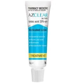 Ego Azclear Action Medicated Lotion 25g Pharmacy Online