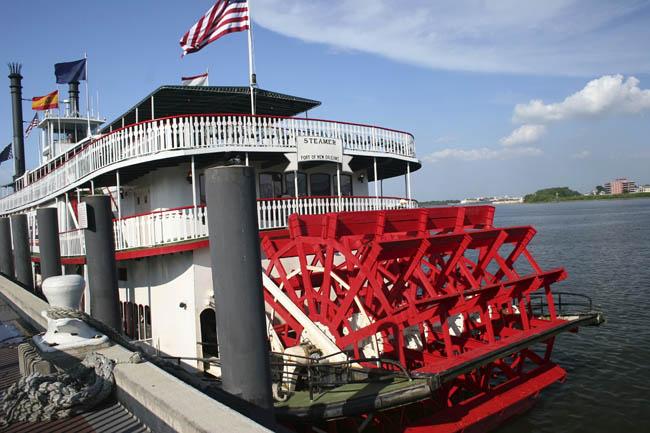 Mississippi steamer