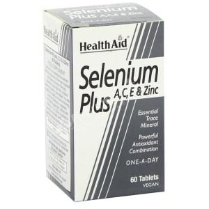 Selenium Plus (Vitamins A, C, E, Zinc)