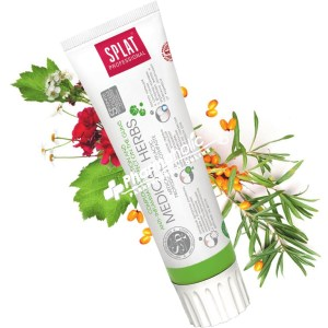 Splat Professional Medical Herbs Toothpaste