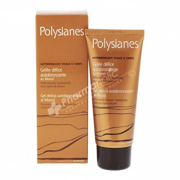 Polysiane Self-Tanning Jelly