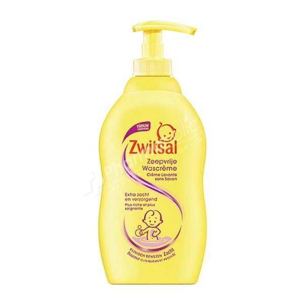 Zwitsal Soap Free Washing Cream