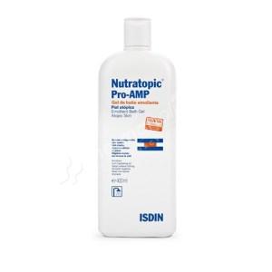 Isdin Nutratopic Pro-AMP Emollient Bath Gel