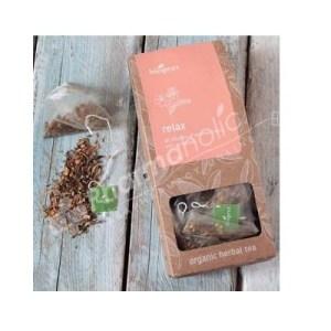 Biopret Relax Organic Herbal Tea