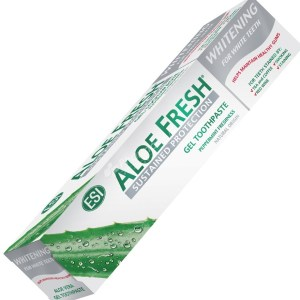 ESI Aloe Fresh Gel Toothpaste Whitening