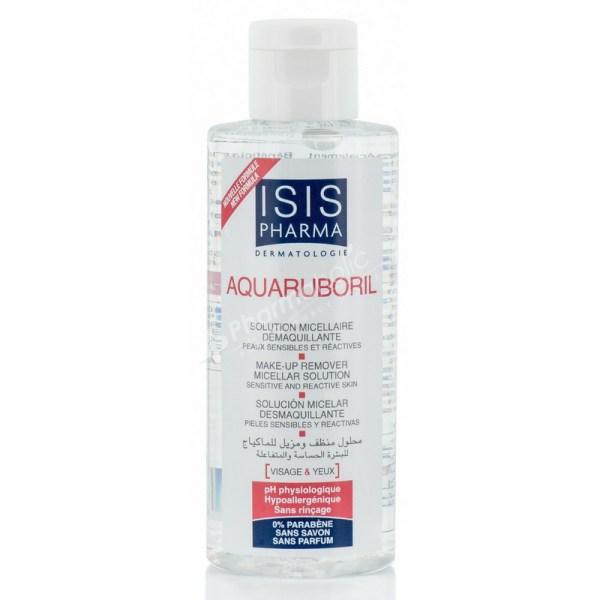 ISIS Aquaruboril Make-up Remover Micellar Solution