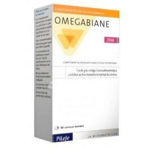 Pileje Omegabiane DHA