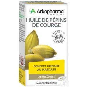 Arkopharma Arkocaps Pumpkin Seed Oil