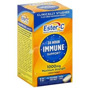 Ester-C 24 Hour Immune Support