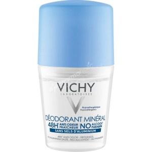 Vichy Aluminium Salt-Free Mineral Deodorant Roll-On