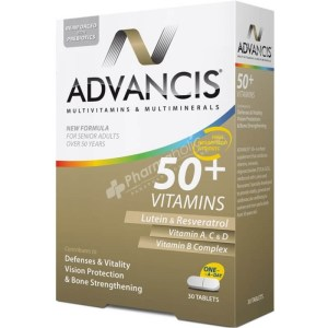 Advancis 50+ Vitamins
