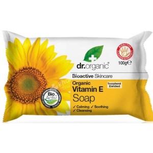 Dr.Organic Organic Vitamin E Soap