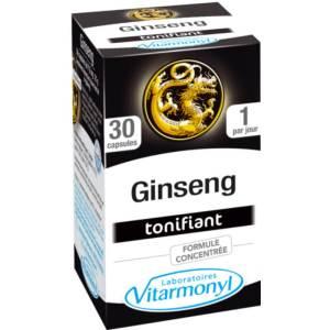 Vitarmonyl Tonifying Ginseng
