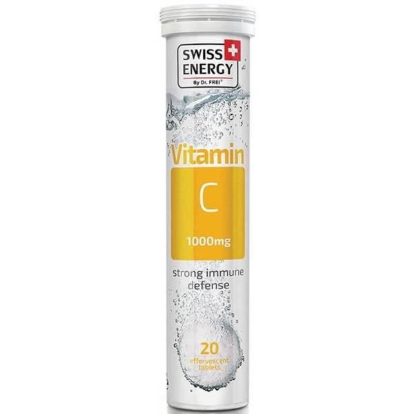 Swiss Energy Vitamin C
