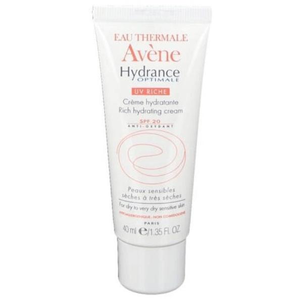 Avene UV Light Hydrating Cream
