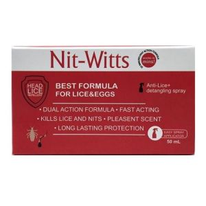 Nit Witts Anti-Lice and Eggs