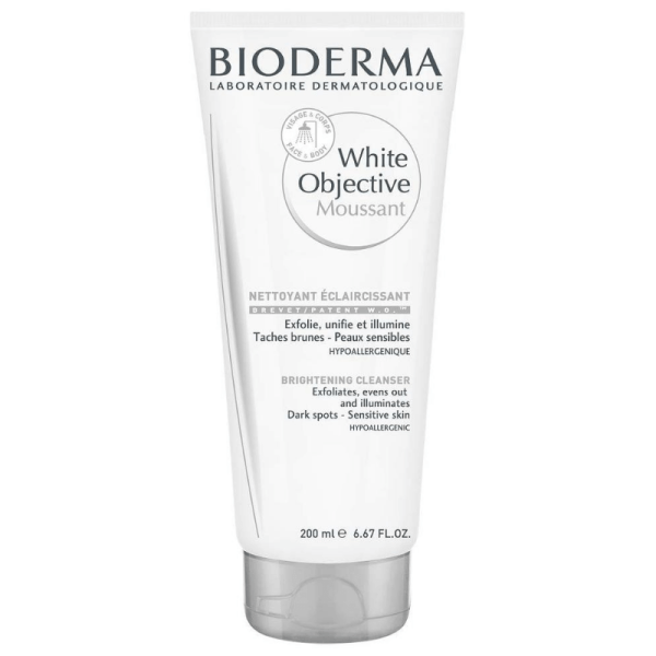 Bioderma White Objective Moussant Brightening Cleanser 200ml