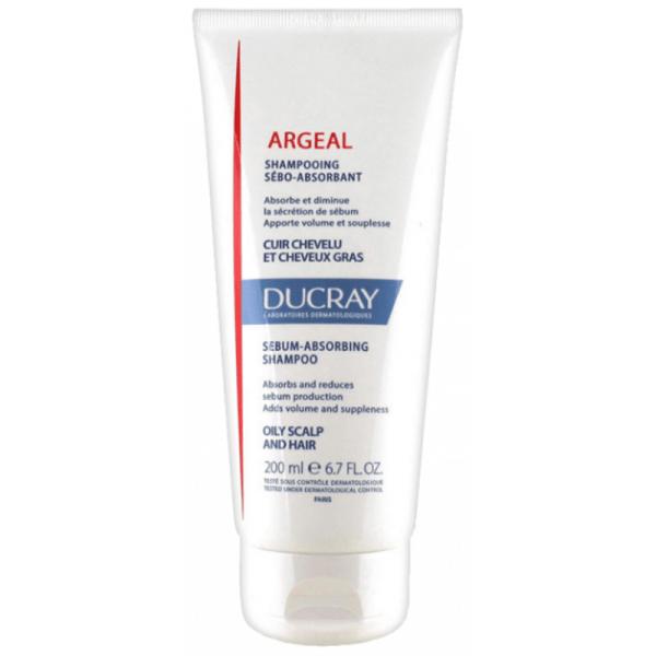 Ducray Argeal Sebum-Absorbing Shampoo