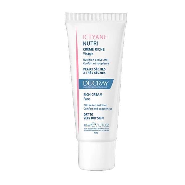 Ducray Ictyane Nutri Rich Face Cream