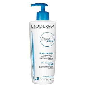 Bioderma Atoderm Ultra-Nourishing Cream 500ml