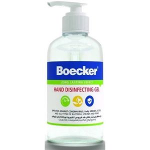 Boecker Hand Disinfecting Gel