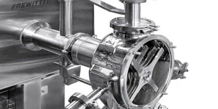 Picture of a Hammer mill