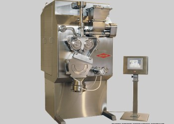 picture of dry granulators (chilsonator)