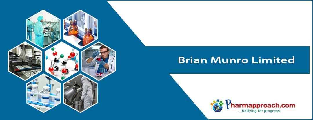 Pharmaceutical companies in Nigeria: Brain Munro Limited
