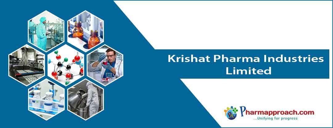 Pharmaceutical companies in Nigeria: Krishat Pharma Industries Limited
